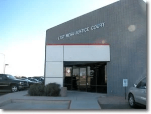East Mesa Justice Court Lawyer