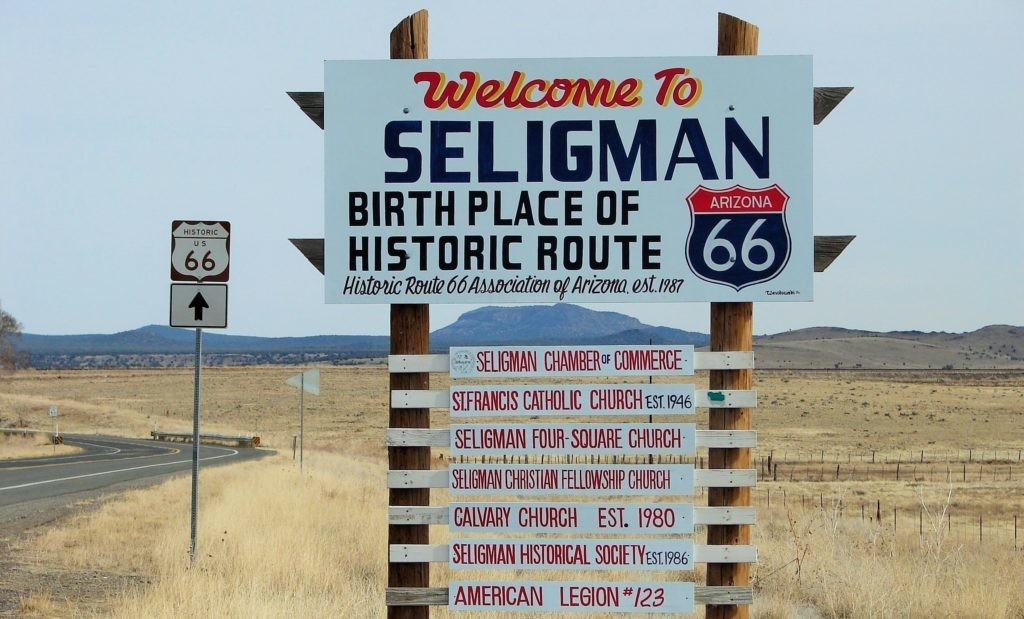 Seligman Justice Court