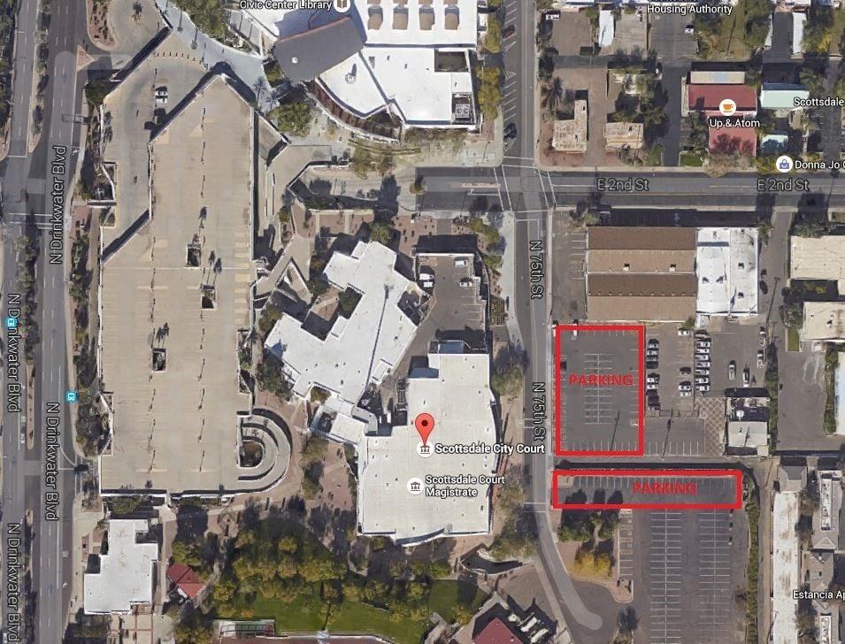 Scottsdale Parking 1, R&R Law Group