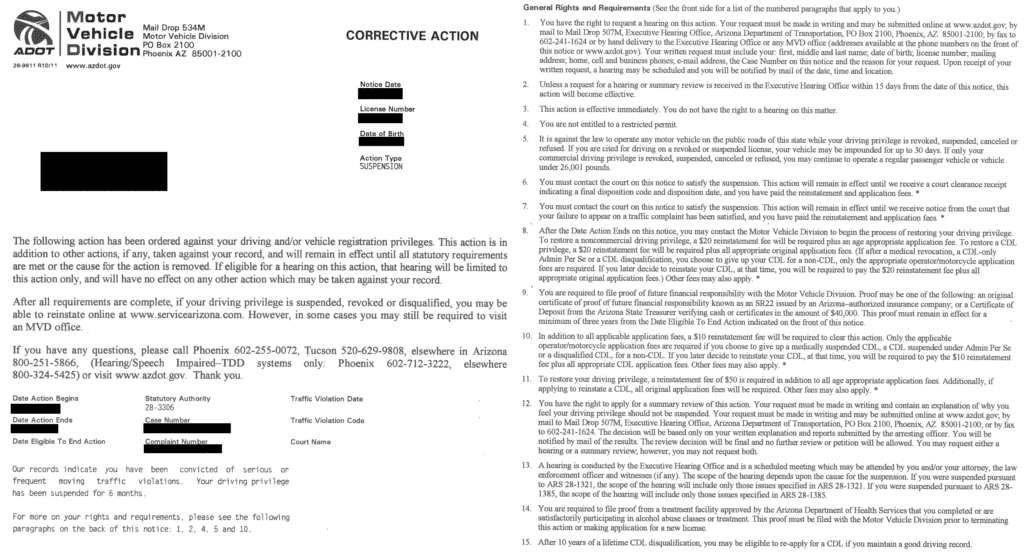 Mvd Corrective Action Rights 1 1024x552 1, R&R Law Group